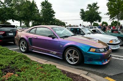 Cars & Coffee Richmond, Virginia