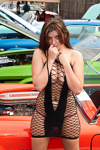 Hot Rods and Pinups