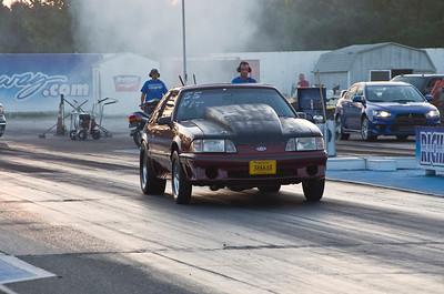 Drag Racing at Richmond Dragway