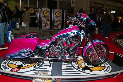2012 Progressive International Motorcycle Show