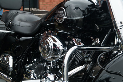 Big Daddy Leather Bike and Rider Show