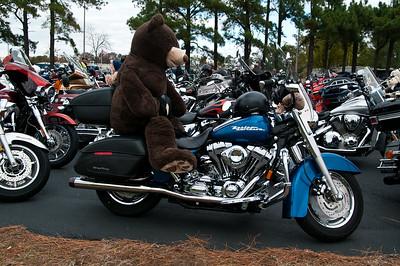 Blue Knights 30th Annual Teddy Bear Run