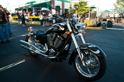 Bike Night at Quaker Steak & Lube Richmond, Va