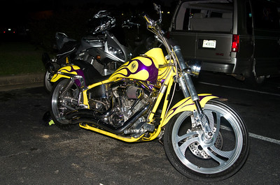 Bike Night Richmond Quaker Steak & Lube 09-04-2013