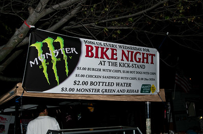 Bike Night at Quaker Steak, Richmond, Va.