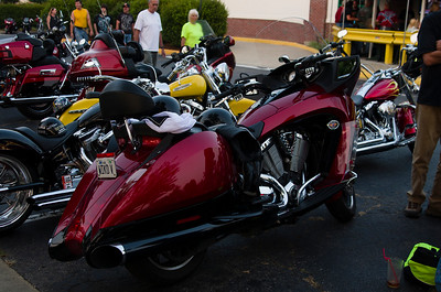 Bike Night QS&L Richmond, Va. 07-30-2014