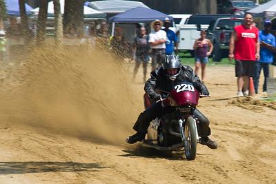 Slades Raceway Park Dirt Drags