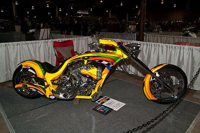 2012 Timonium Motorcycle Show & Bikini Team Model Search