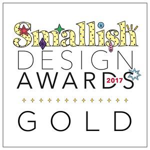 Smallish Awards - Gold
