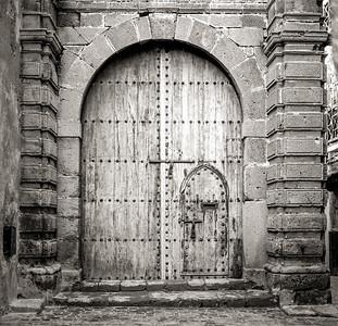 Big Door, Little Door