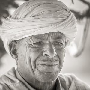Berber Portrait