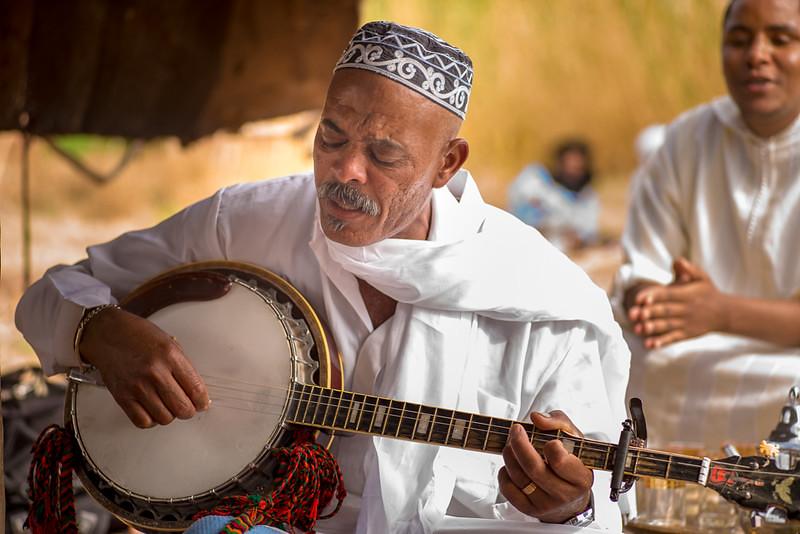 Moroccan Banjo