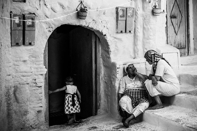 Morocco in Black and White