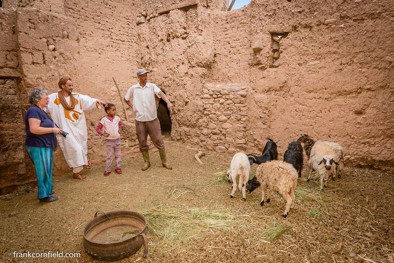 Tamnougalt, Morocco