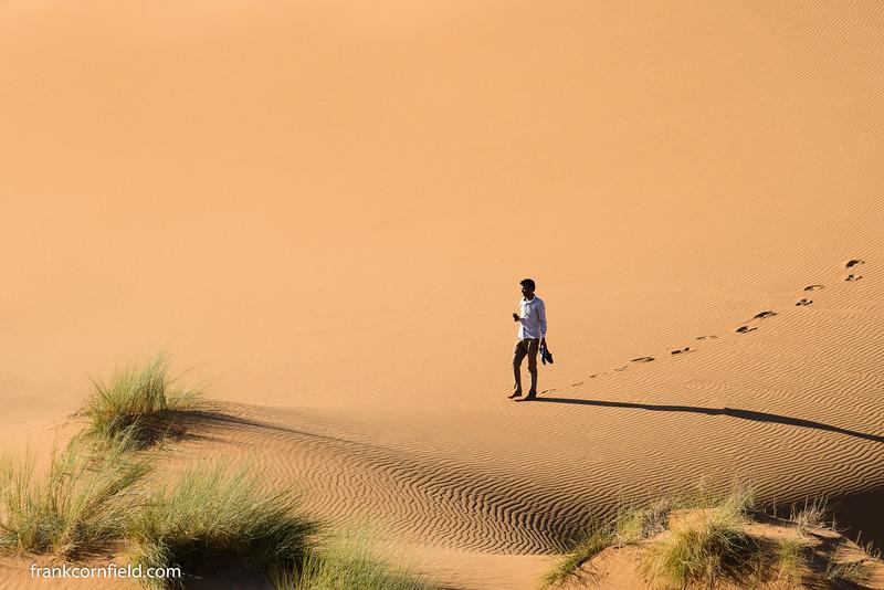 Sand Dunes off the Beaten Path