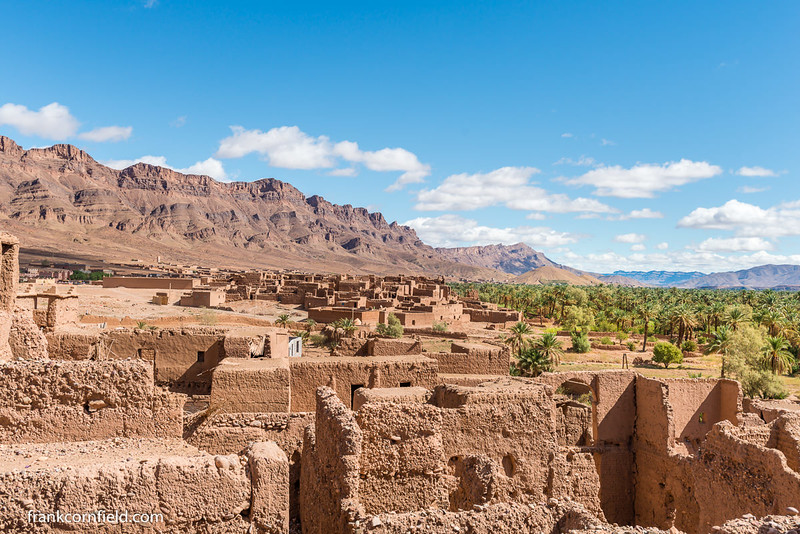 16th Century Kasbah Ruins