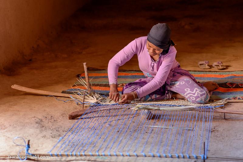 Carpet Weaving