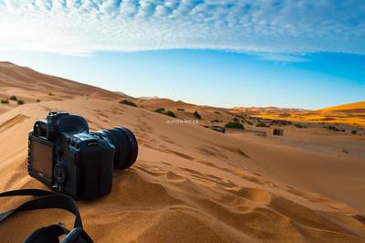 Photographing the Sahara