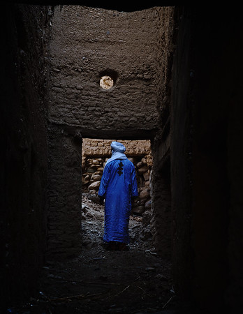 Passage way in Tamnougalt