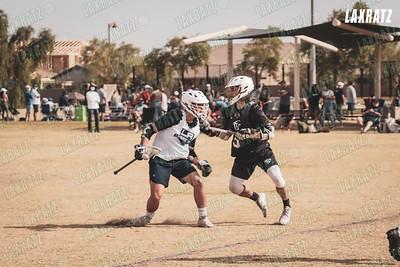 AZ Showdown: Loyola v Lacrosse Force
