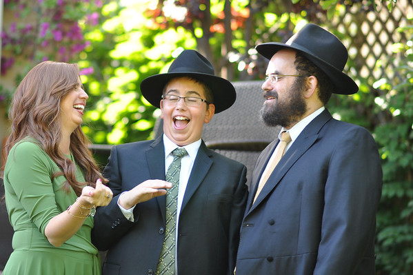 Bar Mitzvah- Avi Bidelman-6-21-2013