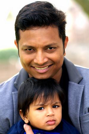 Ravi Bathini family session