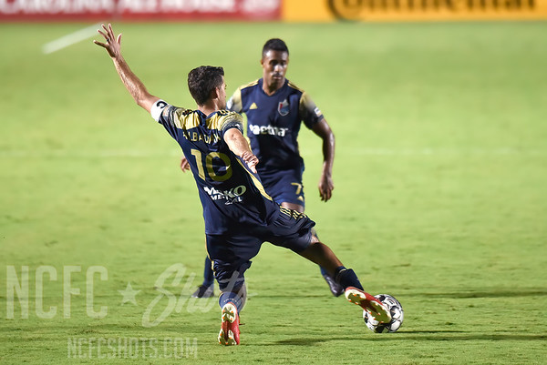 Nazmi Albadawi,  Midfielder  and number 10 for North Carolina FC of the USL Championship League   Photography ©Gregory Ng for NCFCShots.com. Follow on instagram at @FollowGregSports.  This site is not affiliated with North Carolina Football Club