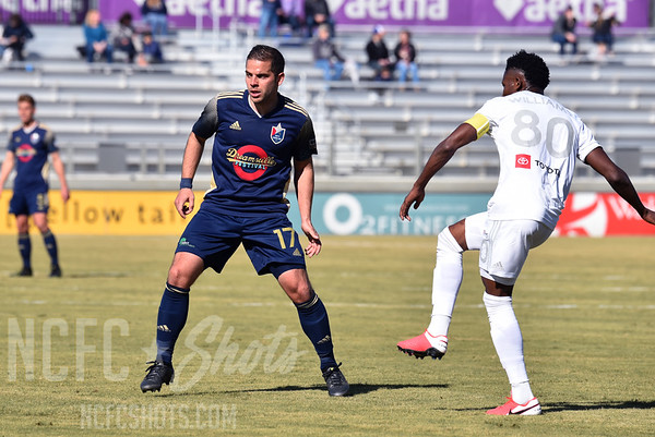 Ben Speas,  Midfielder and number 7 for North Carolina FC of the USL Championship League   Photography ©Gregory Ng for NCFCShots.com. Follow on instagram at @FollowGregSports.  This site is not affiliated with North Carolina Football Club