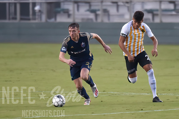Daniele Proch,  Forward  and number 21 for North Carolina FC of the USL Championship League   Photography ©Gregory Ng for NCFCShots.com. Follow on instagram at @FollowGregSports.  This site is not affiliated with North Carolina Football Club