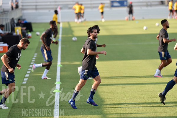 Graham Smith,  Midfielder  and number 16 for North Carolina FC of the USL Championship League   Photography ©Gregory Ng for NCFCShots.com. Follow on instagram at @FollowGregSports.  This site is not affiliated with North Carolina Football Club