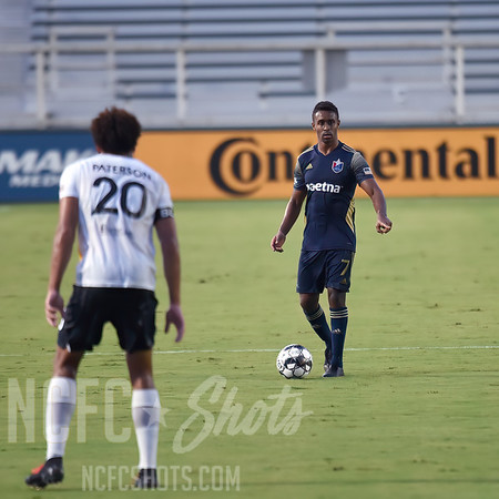 Pecka,  Midfielder  and number 7 for North Carolina FC of the USL Championship League   Photography ©Gregory Ng for NCFCShots.com. Follow on instagram at @FollowGregSports.  This site is not affiliated with North Carolina Football Club
