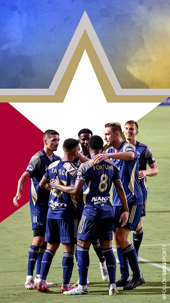Goal Celebration Wallpaper