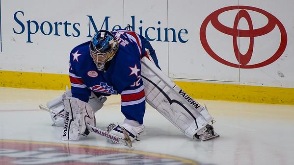 AHL Hockey Amerks vs Binghamton Devils 021818