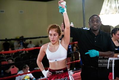 Layal Shaffee (w) vs Brittany Xaymongkol