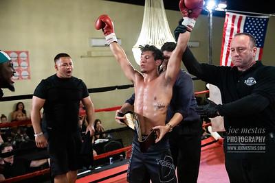 Jonathan Ortiz (w) vs Xavier Knight