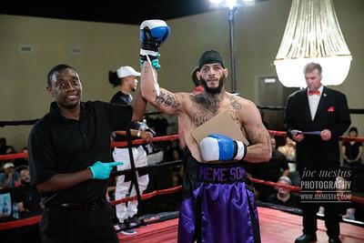 Luke Villa vs Tyeshawn Wilson (w)