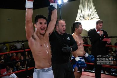 Armand Violi (w)  vs Juan Pablo Urizar