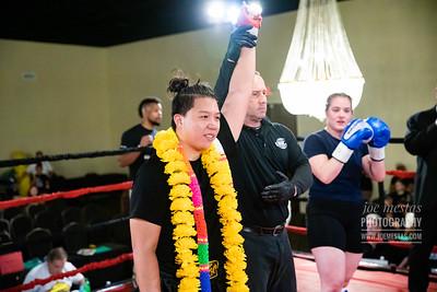 Michelle Yap (w) vs Angela Oberer