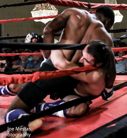 Tyler Blair vs Brandon Allen