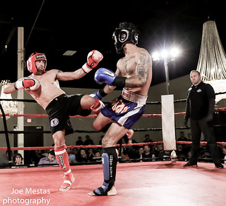 Chris Fagan vs Giovanni Hernandez