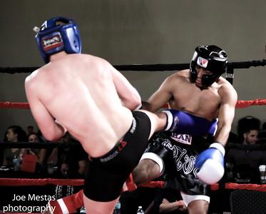 Rudy Isidro vs Nico Suttly