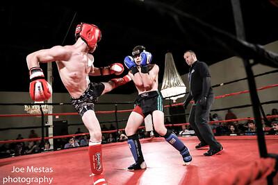 Michael Larrimore vs Chase Brooks