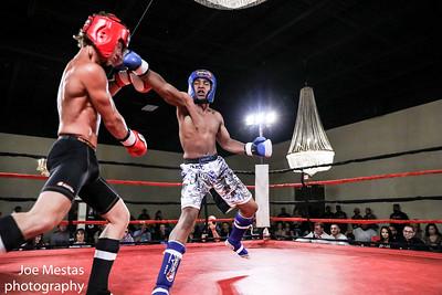 Joseph Markovich vs Derrick Polk