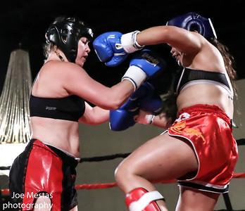 Maryann Mina vs Leigh Barnes