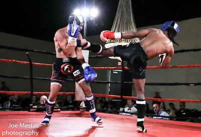Marquis Nedd vs Kyle Benner
