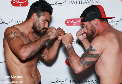 Weigh-In and Face Off