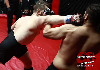 Castro Fight League MMA The Come Back
