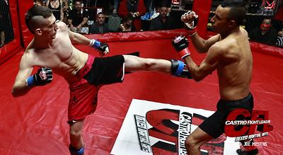 Castro Fight League MMA The Come Back