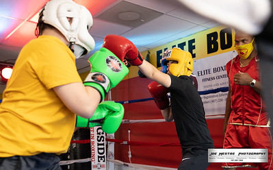 Youth Boxing Event at Elite Boxing Fitness Center