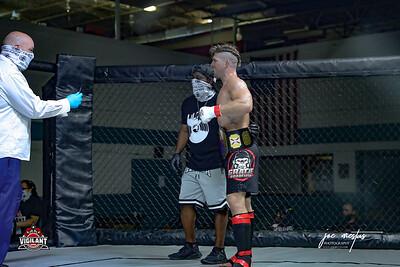 Combat Quest 7 Mortal KOmbat Co-Main Event MMA